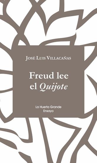 Freud lee el Quijote - cover