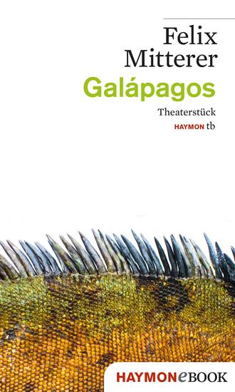 Galápagos - Theaterstück - cover