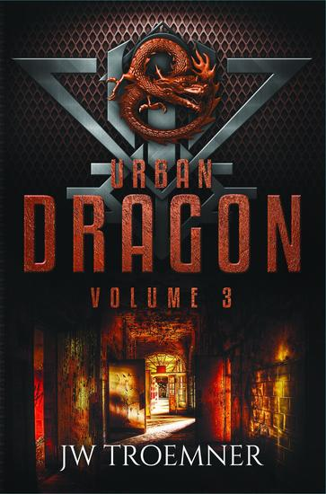 Urban Dragon Volume 3 - cover