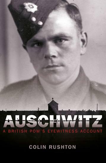 Auschwitz - A British POW's Eyewitness Account - cover