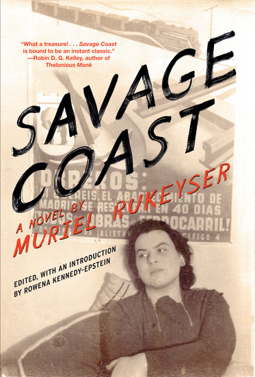 Savage Coast - cover