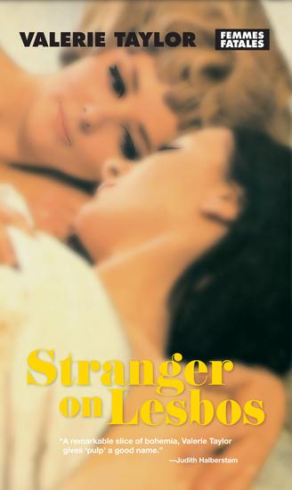 Stranger on Lesbos - cover