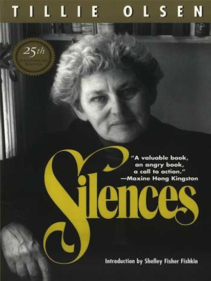 Silences - cover