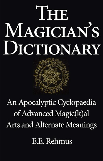 The Magician's Dictionary - cover