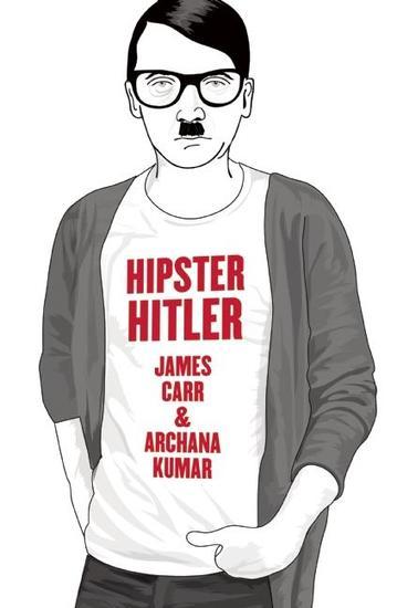Hipster Hitler - cover