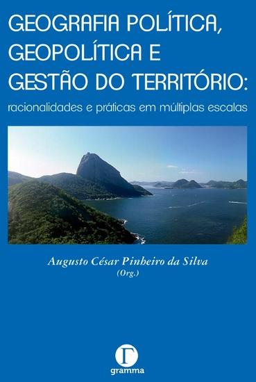 Geografia política geopolítica e gestão do território - cover