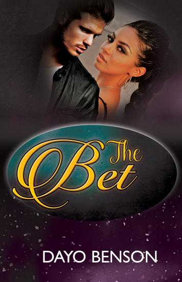 The Bet - The Dare Series #2 - cover
