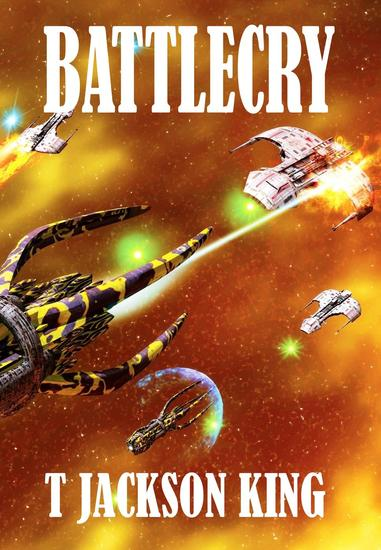 Battlecry - StarFight Series #3 - cover