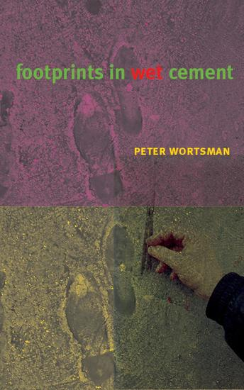 Footprints in Wet Cement - cover