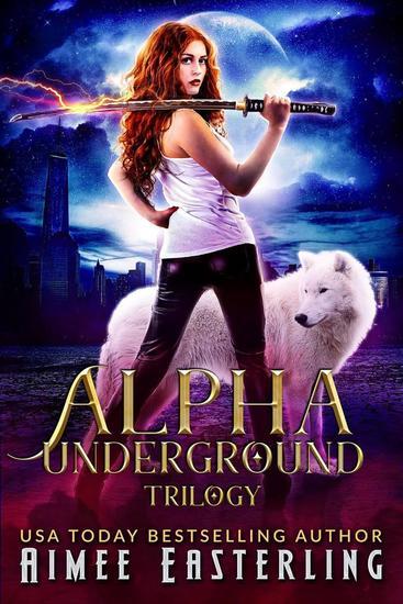 Alpha Underground Trilogy - Alpha Underground - cover