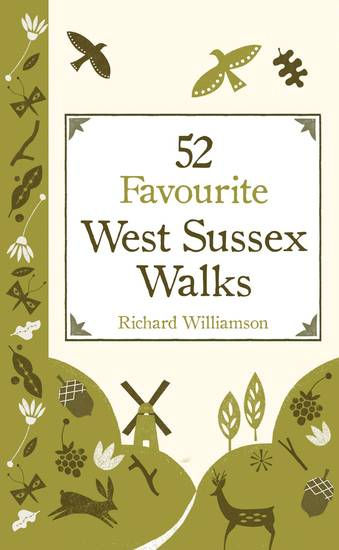 52 Favourite Sussex Walks - cover