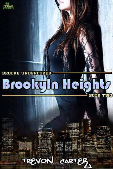 Brooklyn Heights - Brooke Undercover #2 - cover