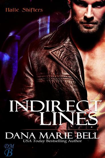 Indirect Lines - Halle Shifters #5 - cover