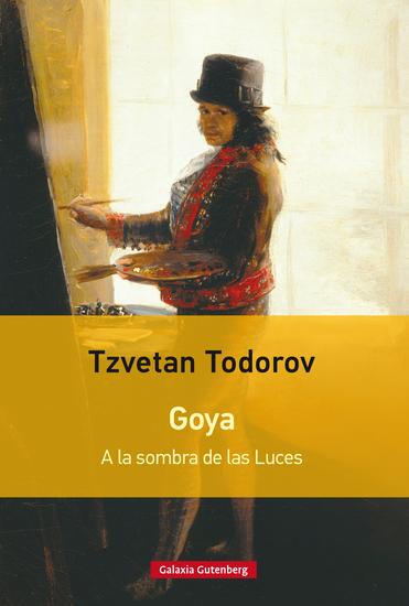 Goya A la sombra de las Luces - cover