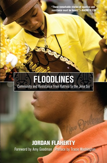 Floodlines - Community and Resistance from Katrina to the Jena Six - cover