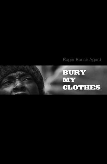 Bury My Clothes - cover