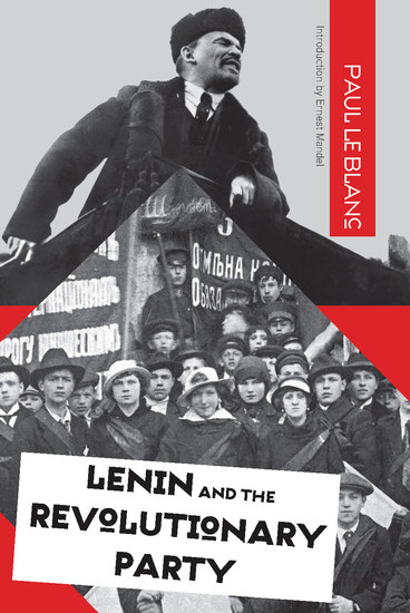 Lenin and the Revolutionary Party - cover