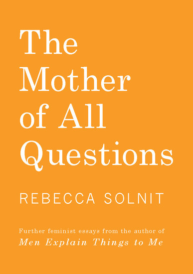 The Mother of All Questions - cover