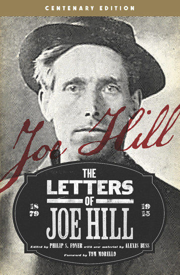 The Letters of Joe Hill - Centenary Edition - cover