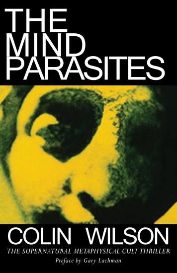The Mind Parasites - cover
