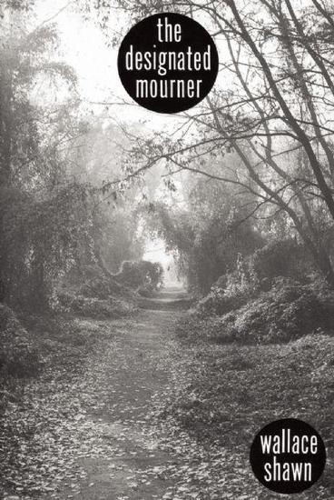 The Designated Mourner - cover