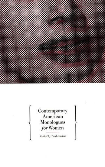 Contemporary American Monologues for Women - cover
