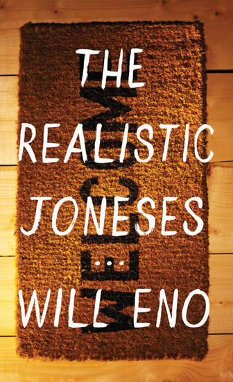 The Realistic Joneses - cover