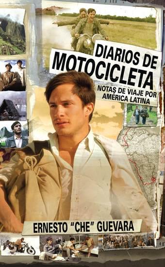 Diarios De Motocicleta - Notas de Viaje por America Latina - cover