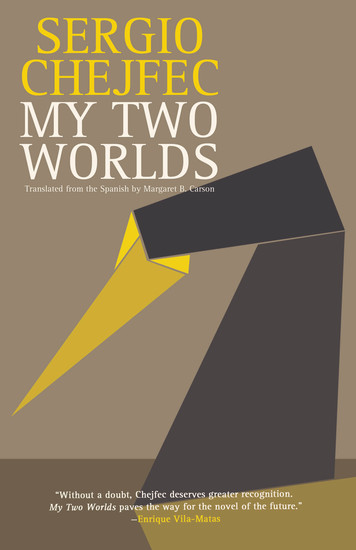 My Two Worlds - cover