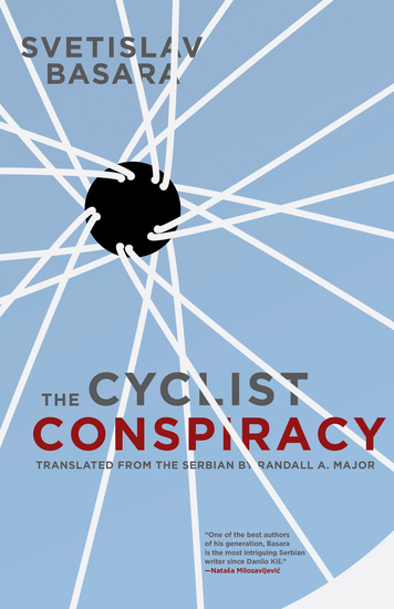 The Cyclist Conspiracy - cover