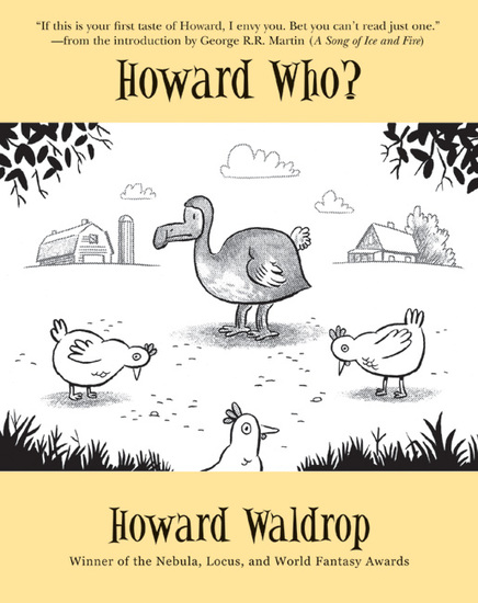 Howard Who? - Stories - cover