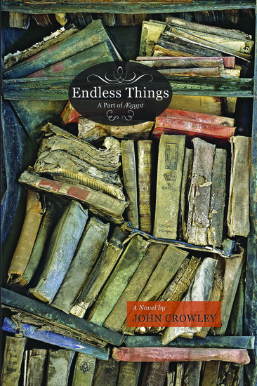 Endless Things - A Part of Ægypt - cover