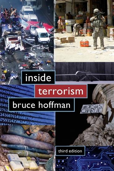 Inside Terrorism - cover