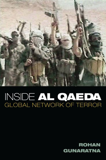 Inside Al Qaeda - Global Network of Terror - cover