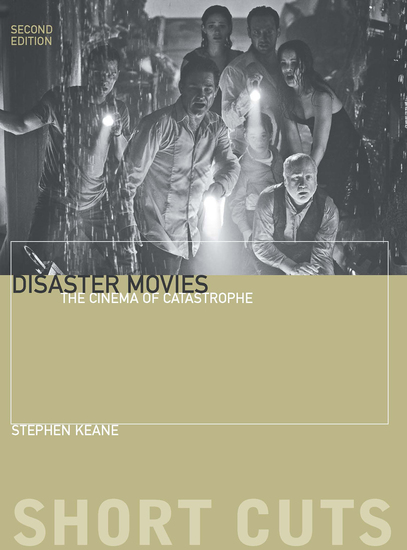 Disaster Movies - The Cinema of Catastrophe - cover