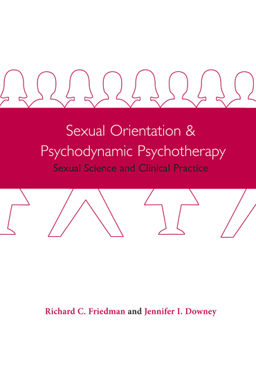 Sexual Orientation and Psychodynamic Psychotherapy - Sexual Science and Clinical Practice - cover