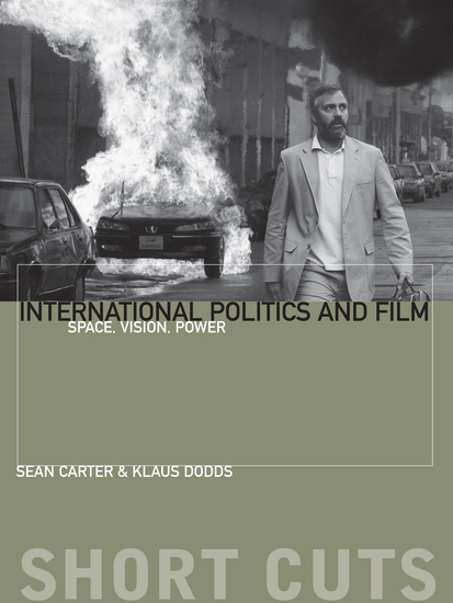 International Politics and Film - Space Vision Power - cover