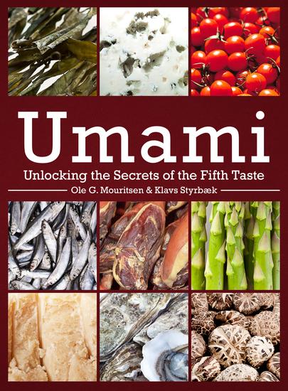 Umami - Unlocking the Secrets of the Fifth Taste - cover