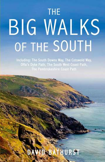 The Big Walks of the South - cover