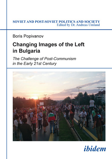 Changing Images of the Left in Bulgaria - An Old-and-New Divide? - cover
