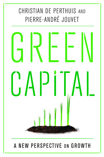 Green Capital - A New Perspective on Growth - cover