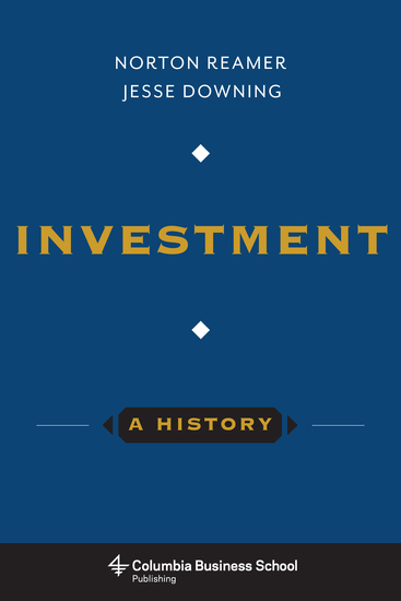 Investment: A History - cover