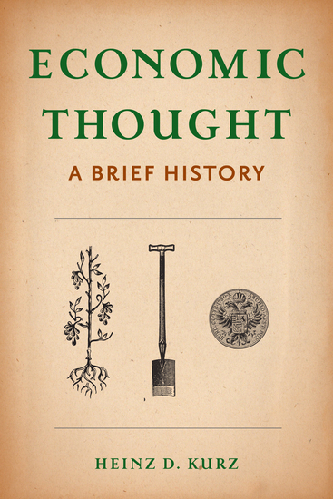 Economic Thought - A Brief History - cover