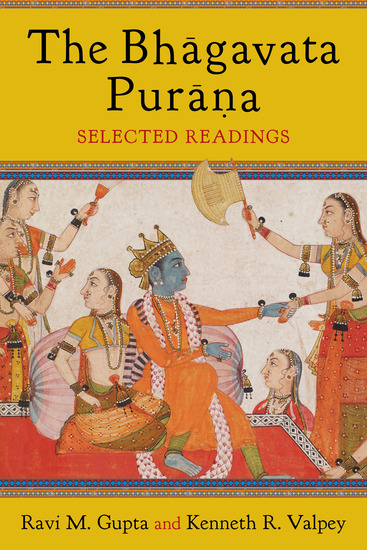 The Bhāgavata Purāna - Selected Readings - cover