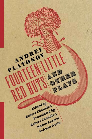 Fourteen Little Red Huts and Other Plays - cover