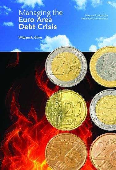 Managing the Euro Area Debt Crisis - cover