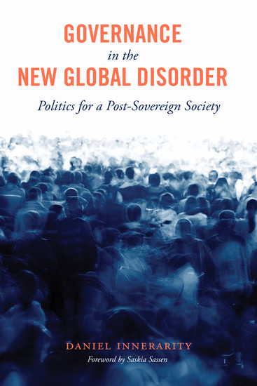 Governance in the New Global Disorder - Politics for a Post-Sovereign Society - cover