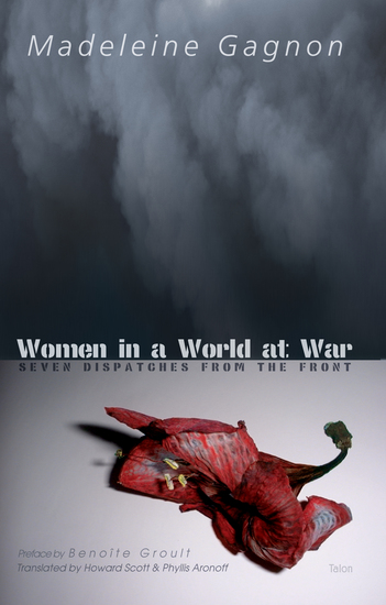 Women in a World at War - Seven Dispatches from the Front - cover