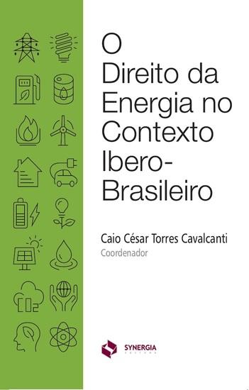 O direito da energia no contexto ibero-brasileiro - cover