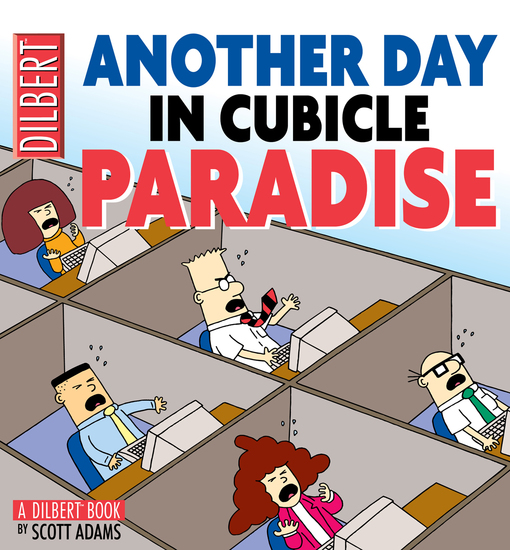 Another Day in Cubicle Paradise - cover